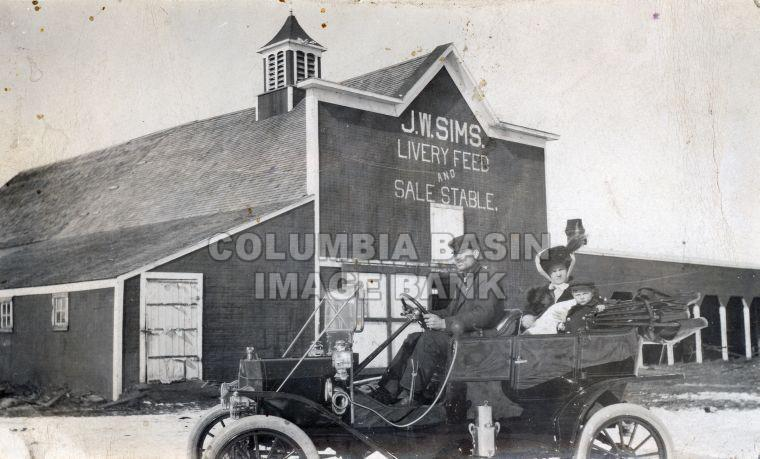 J.W. Sims Livery Stable
