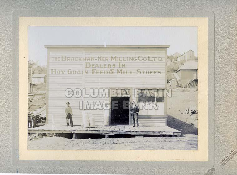 The Brackman-ker Milling Company Ltd c.1900