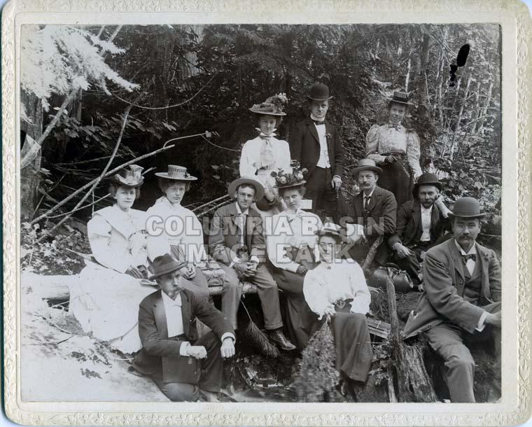 Dominion Day & the Dewdney Trail 1898