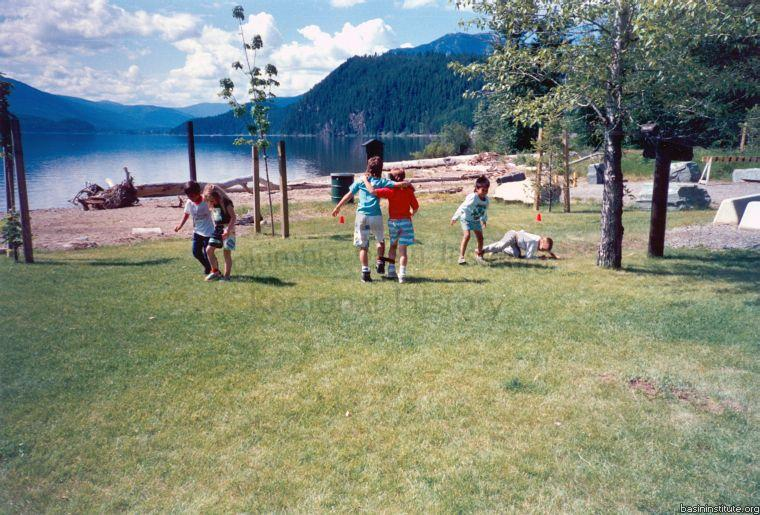 Field Trip to Moyie Lake