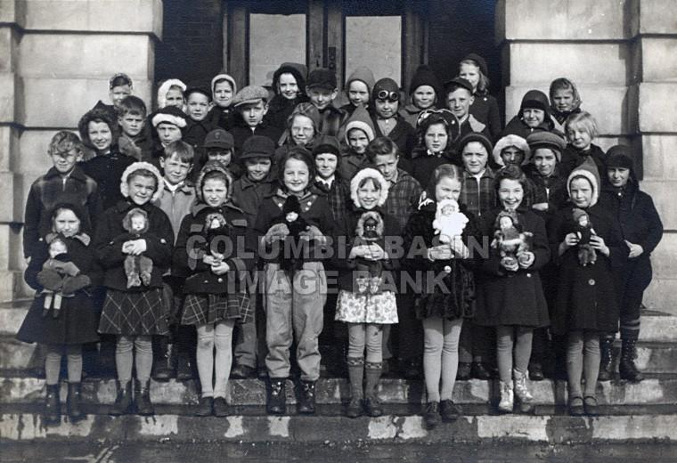 Central School Class Photo