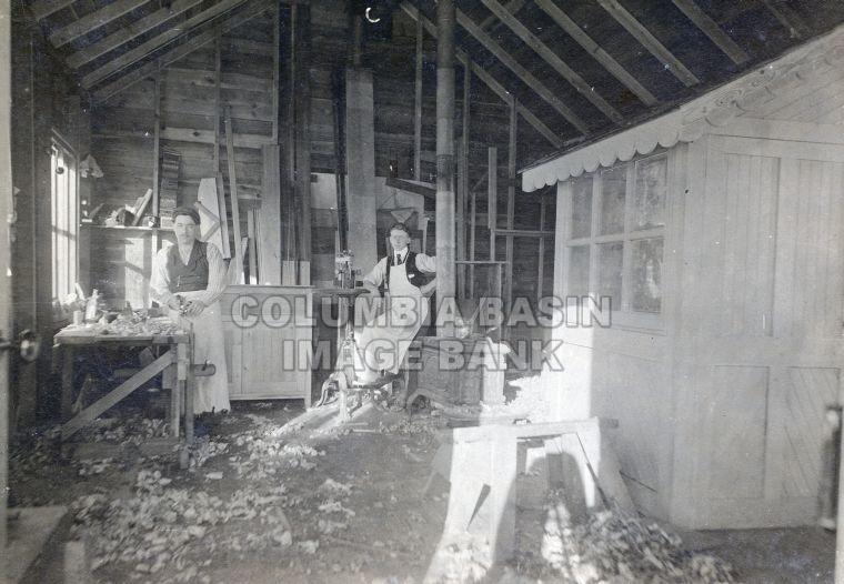 Carpentry Shop Interior