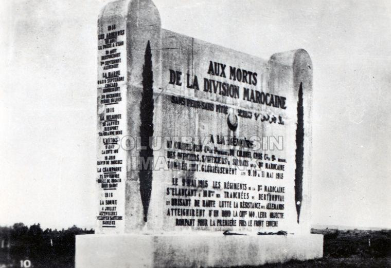 Monument of Moroccan Division