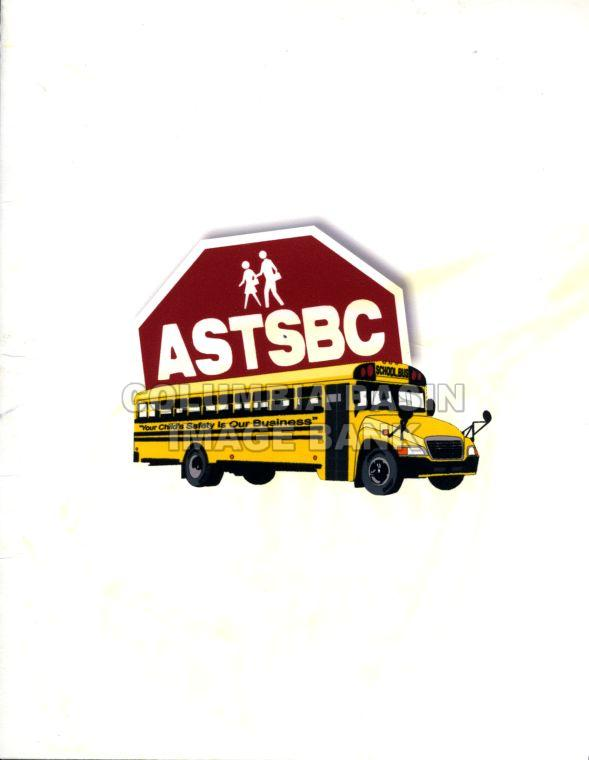 School Bus Driver 2010 Ray White: Congratulations Card from ASTSBC