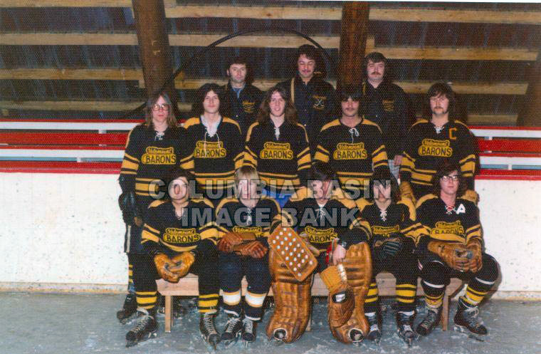 Barons Hockey Team