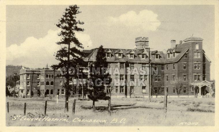 St. Eugene Hospital in Cranbrook