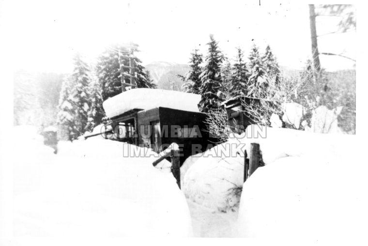 Beavermouth BC in the winter c.1935