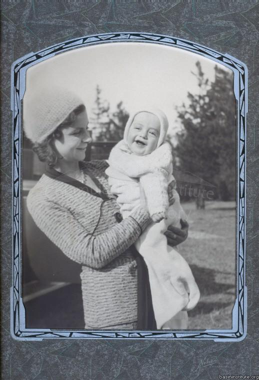 Armond Blaine Family of Cranbrook, BC