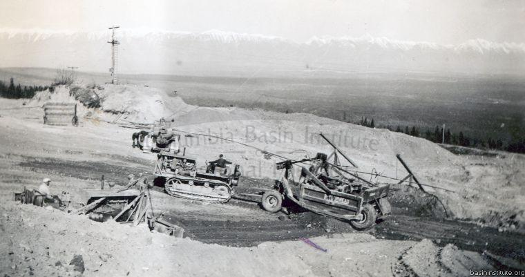 Top Mine Kimberley, BC 1920