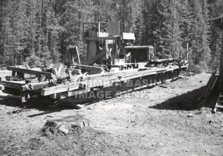 Barr & Kennelly Portable Sawmill