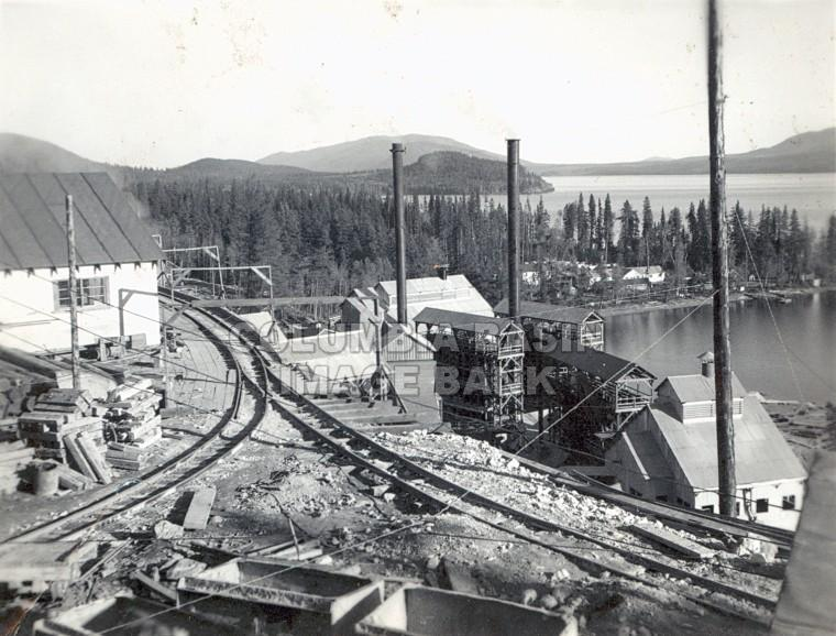 Unknown Mining Camp and Community