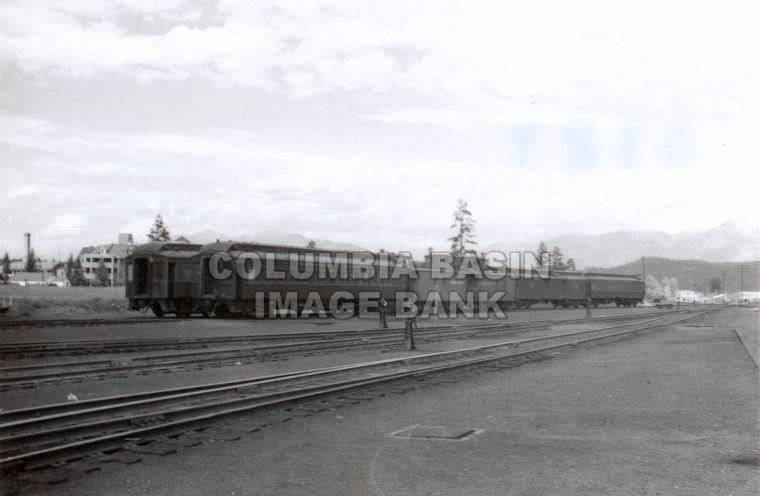 Cranbrook Rail Yards