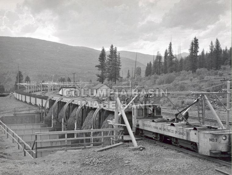 Sullivan Mine Concentrator