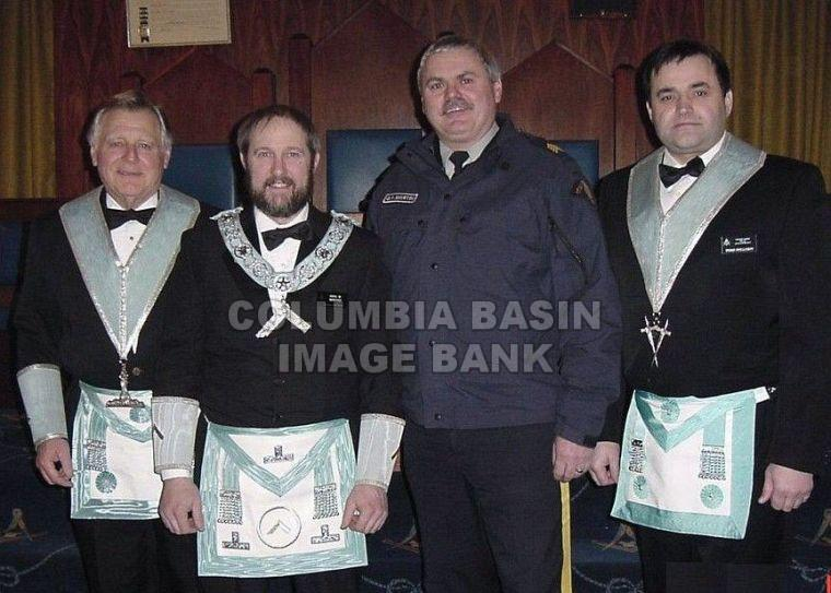 Cranbrook Masons Past Masters